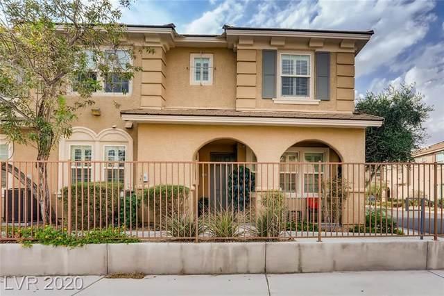 8409 Insignia Avenue #102, Las Vegas, NV 89178 (MLS #2244564) :: Hebert Group   Realty One Group
