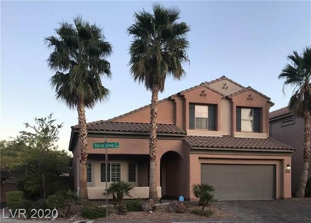 956 Bonitos Suenos Street, Las Vegas, NV 89138 (MLS #2244588) :: The Lindstrom Group