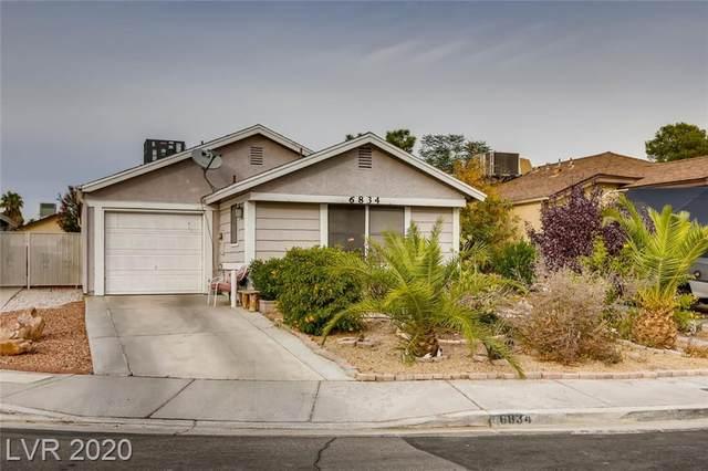 6834 Mangrum Circle, Las Vegas, NV 89103 (MLS #2244589) :: Hebert Group | Realty One Group