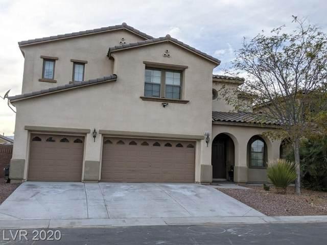 9109 Sandstone Ravine Street, Las Vegas, NV 89131 (MLS #2244595) :: Hebert Group | Realty One Group
