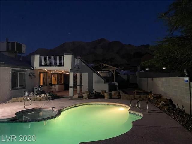 7189 Wycliff Lane, Las Vegas, NV 89156 (MLS #2244616) :: The Lindstrom Group