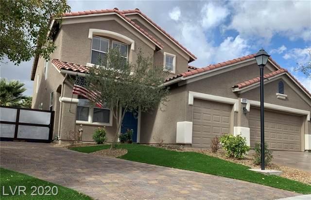 4037 Laurel Flat Court, Las Vegas, NV 89129 (MLS #2244638) :: Hebert Group | Realty One Group