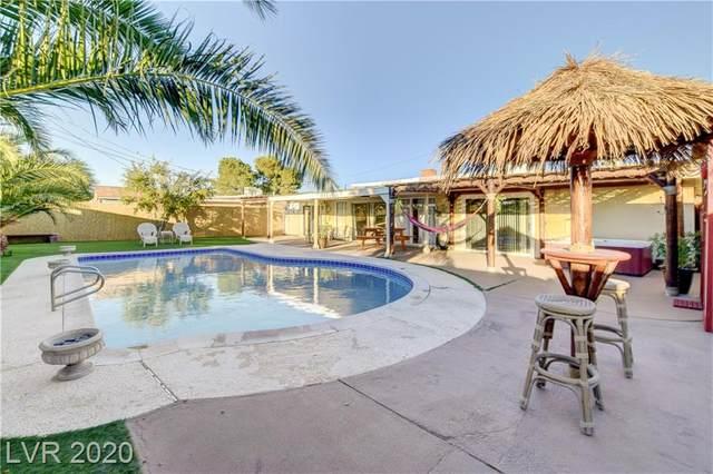 909 Artesia Way, Las Vegas, NV 89108 (MLS #2244721) :: Jeffrey Sabel