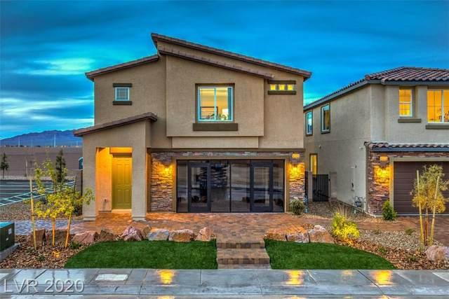 4435 Creekside Cavern Avenue Lot 205, North Las Vegas, NV 89084 (MLS #2244742) :: Hebert Group   Realty One Group