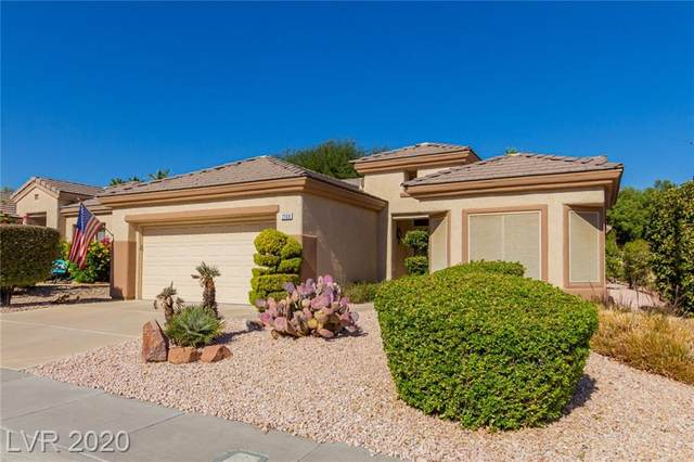 2168 Point Mallard Drive, Henderson, NV 89012 (MLS #2244782) :: The Lindstrom Group