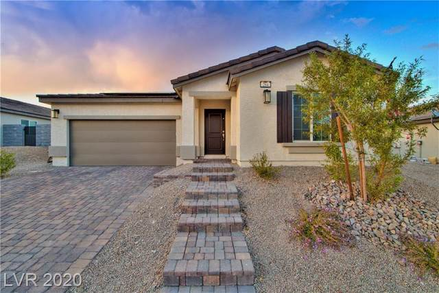 264 Appalachian Lane, Indian Springs, NV 89018 (MLS #2244786) :: The Lindstrom Group