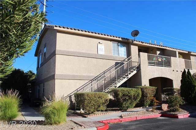 1401 Michael Way #113, Las Vegas, NV 89108 (MLS #2244799) :: Hebert Group | Realty One Group