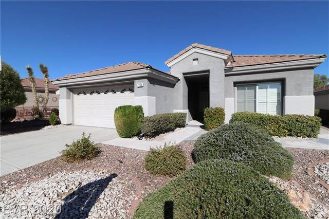 2176 Chapman Ranch Drive, Henderson, NV 89012 (MLS #2244811) :: The Lindstrom Group