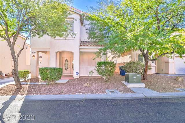 8909 Houston Ridge Avenue, Las Vegas, NV 89178 (MLS #2244818) :: The Lindstrom Group