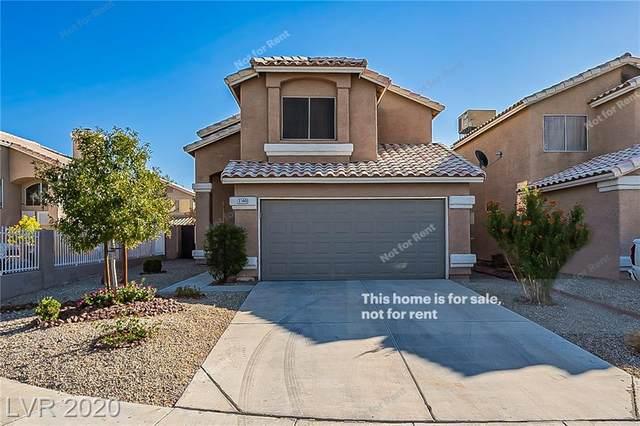 2160 Arborwood Way, Las Vegas, NV 89142 (MLS #2244878) :: The Lindstrom Group