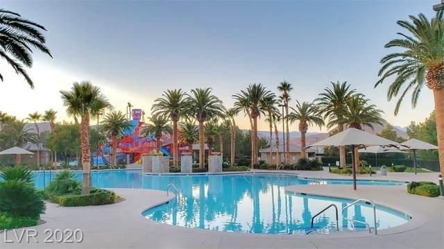 340 Grassy Pines Court, Las Vegas, NV 89148 (MLS #2244923) :: Vestuto Realty Group