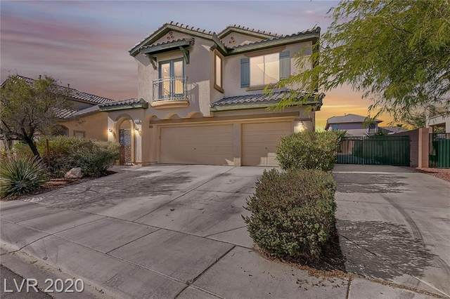 5625 Awakening Street, North Las Vegas, NV 89081 (MLS #2244938) :: Hebert Group | Realty One Group