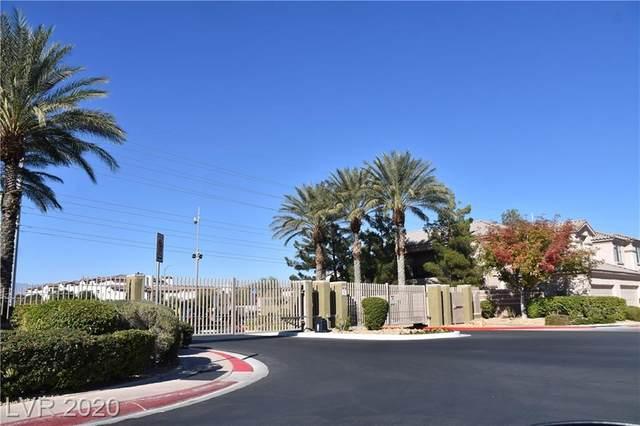 4725 Centisimo Drive #202, North Las Vegas, NV 89084 (MLS #2244946) :: Signature Real Estate Group
