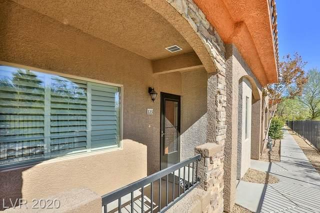 7701 Robindale Road #123, Las Vegas, NV 89113 (MLS #2245969) :: Hebert Group | Realty One Group