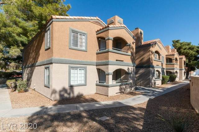 240 Mission Catalina Lane #207, Las Vegas, NV 89107 (MLS #2245975) :: The Lindstrom Group
