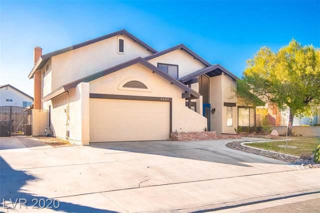 4687 Rockvale Drive, Las Vegas, NV 89103 (MLS #2246085) :: Hebert Group | Realty One Group