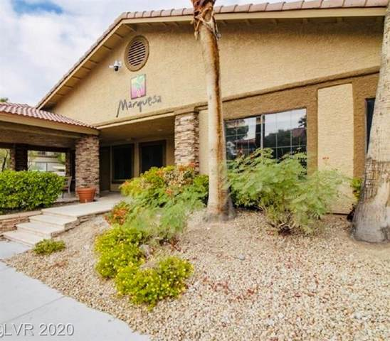 7300 Pirates Cove Road #2046, Las Vegas, NV 89145 (MLS #2246126) :: The Lindstrom Group