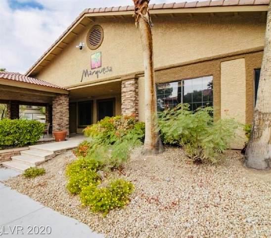 7300 Pirates Cove Road #2046, Las Vegas, NV 89145 (MLS #2246126) :: Hebert Group | Realty One Group