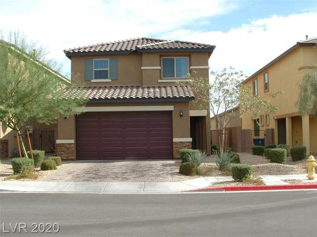 6638 Breakwater Reef Street, Las Vegas, NV 89149 (MLS #2246135) :: The Lindstrom Group
