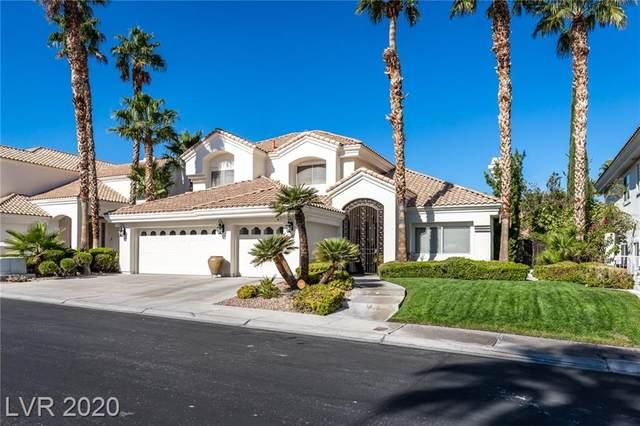 8104 Lake Hills Drive, Las Vegas, NV 89128 (MLS #2246181) :: Hebert Group | Realty One Group