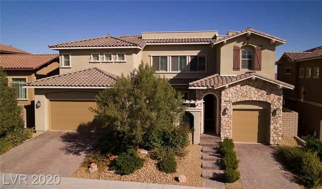 374 Capistrano Vistas Street, Las Vegas, NV 89138 (MLS #2246253) :: The Mark Wiley Group | Keller Williams Realty SW
