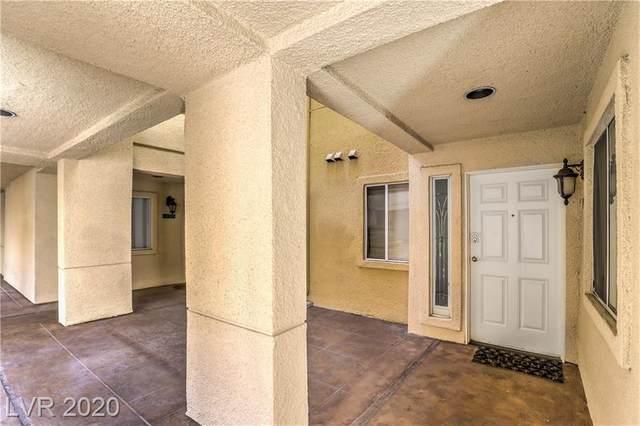 230 E Flamingo Road #134, Las Vegas, NV 89169 (MLS #2246277) :: Signature Real Estate Group