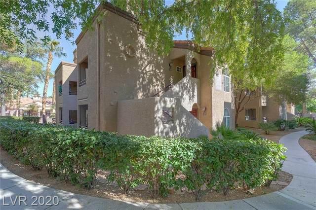 9325 Desert Inn Road #138, Las Vegas, NV 89117 (MLS #2246294) :: The Lindstrom Group