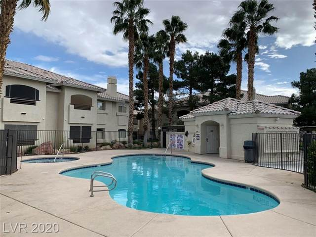 3320 Fort Apache Road #135, Las Vegas, NV 89117 (MLS #2246316) :: Hebert Group | Realty One Group