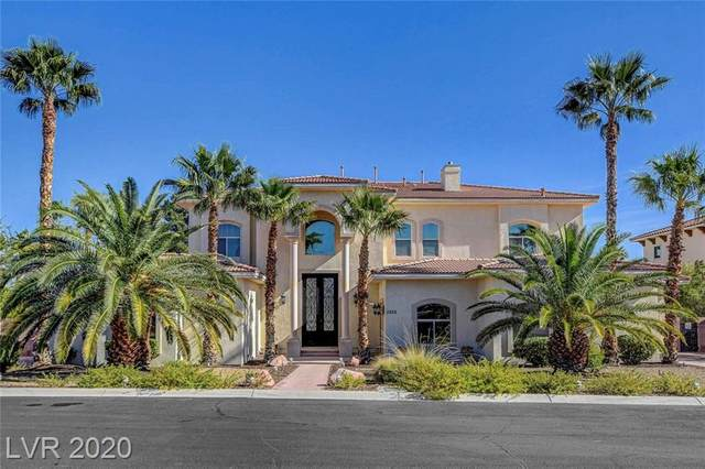 3236 Costa Smeralda Circle, Las Vegas, NV 89117 (MLS #2246358) :: Signature Real Estate Group