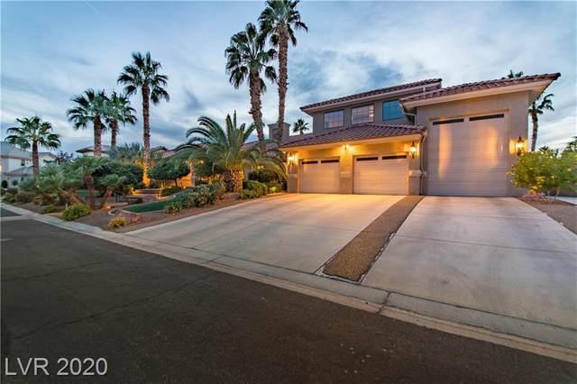 2851 Elk Canyon Court, Las Vegas, NV 89117 (MLS #2246364) :: Jeffrey Sabel