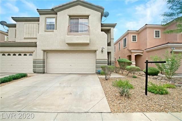 681 Value Ridge Avenue, Henderson, NV 89012 (MLS #2246389) :: Jeffrey Sabel