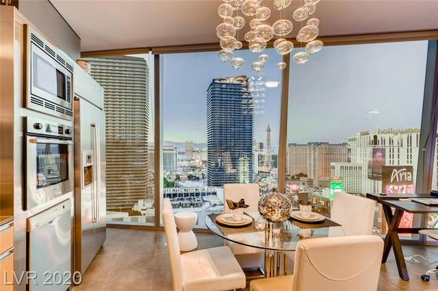 3726 Las Vegas Boulevard #2512, Las Vegas, NV 89158 (MLS #2246390) :: Jeffrey Sabel