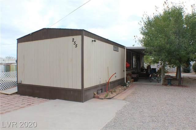255 Alma Street, Overton, NV 89040 (MLS #2246425) :: The Perna Group