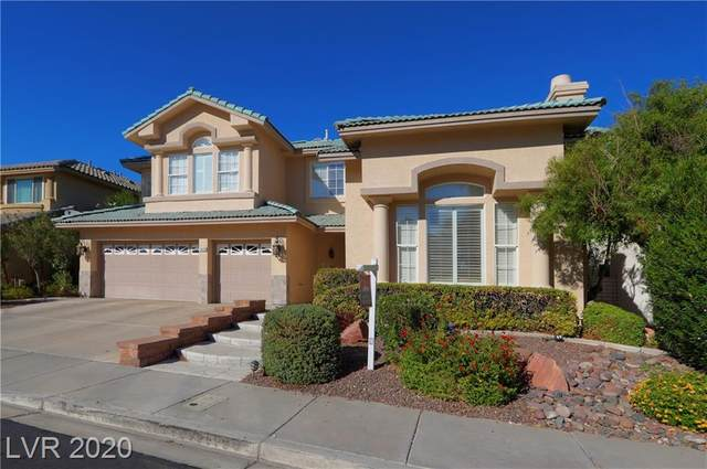 2438 Ping Drive, Henderson, NV 89074 (MLS #2246486) :: The Lindstrom Group