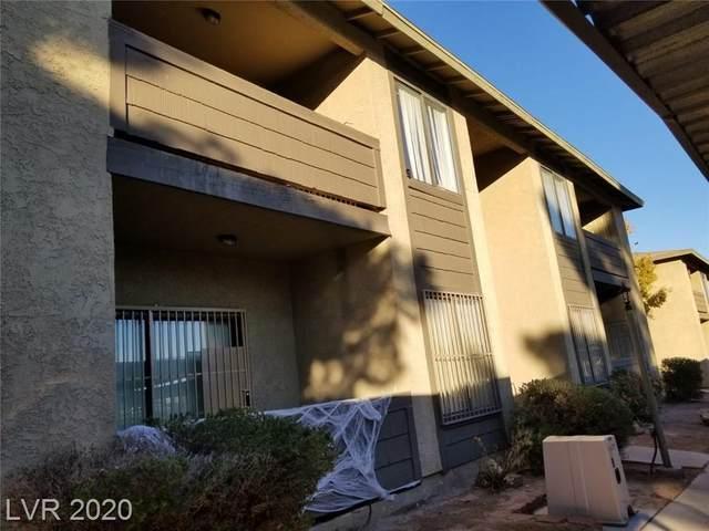 4561 Carriage Park Drive, Las Vegas, NV 89121 (MLS #2246498) :: Team Michele Dugan