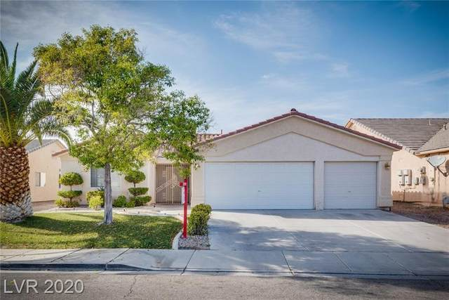 5227 Coleman Street, North Las Vegas, NV 89031 (MLS #2246538) :: Hebert Group | Realty One Group