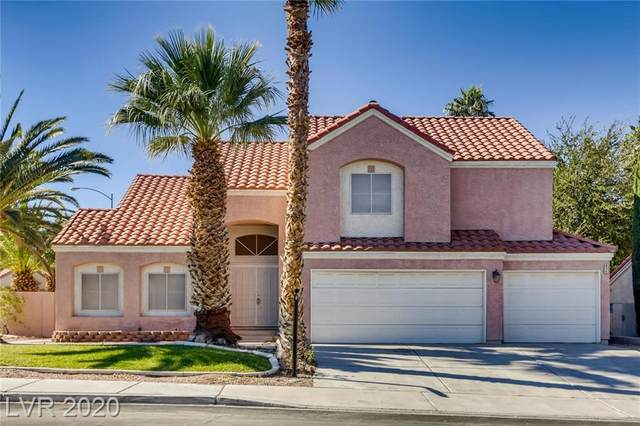 411 Lost Trail Dr, Henderson, NV 89014 (MLS #2246567) :: The Lindstrom Group