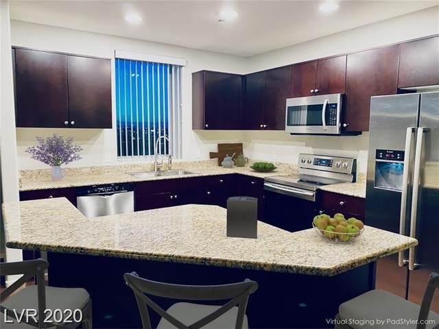 8255 S Las Vegas Boulevard #1022, Las Vegas, NV 89123 (MLS #2246571) :: The Lindstrom Group