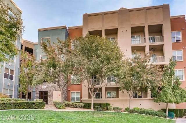 50 Serene Avenue #122, Las Vegas, NV 89123 (MLS #2246576) :: Kypreos Team