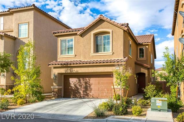 7616 Monomoy Bay Avenue, Las Vegas, NV 89179 (MLS #2246578) :: The Lindstrom Group