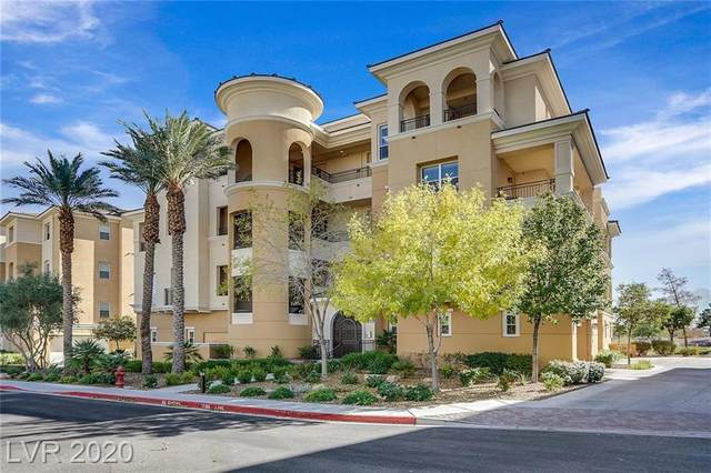 9219 Tesoras Drive #302, Las Vegas, NV 89144 (MLS #2246611) :: The Lindstrom Group