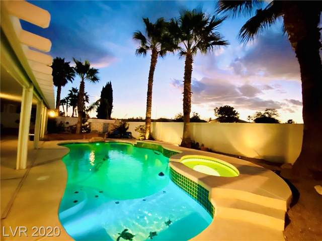 9375 Bondeno Street, Las Vegas, NV 89123 (MLS #2246612) :: Jeffrey Sabel