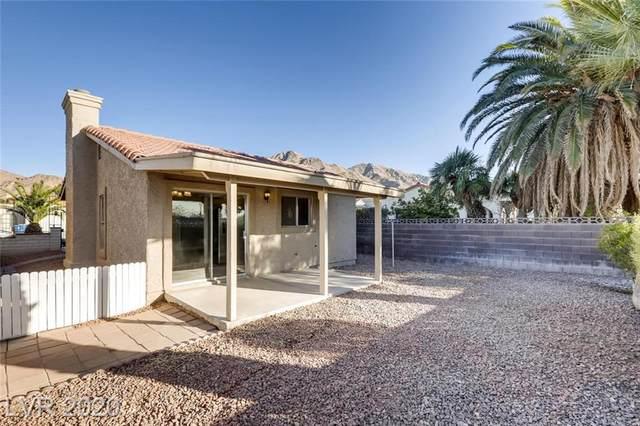 2333 Sabroso Street, Las Vegas, NV 89156 (MLS #2246648) :: The Lindstrom Group