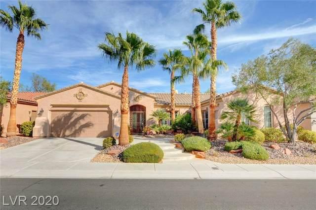 4618 Atlantico Street, Las Vegas, NV 89135 (MLS #2246677) :: Hebert Group | Realty One Group