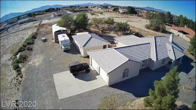 3390 National Avenue, Pahrump, NV 89048 (MLS #2246682) :: The Lindstrom Group