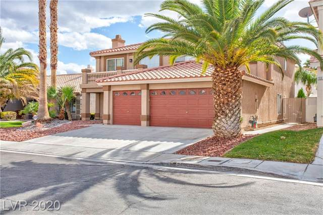 1565 Juniper Twig Avenue, Las Vegas, NV 89183 (MLS #2246701) :: Hebert Group | Realty One Group