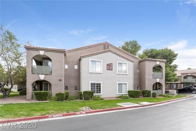2110 Sealion Drive #108, Las Vegas, NV 89128 (MLS #2246742) :: Jeffrey Sabel