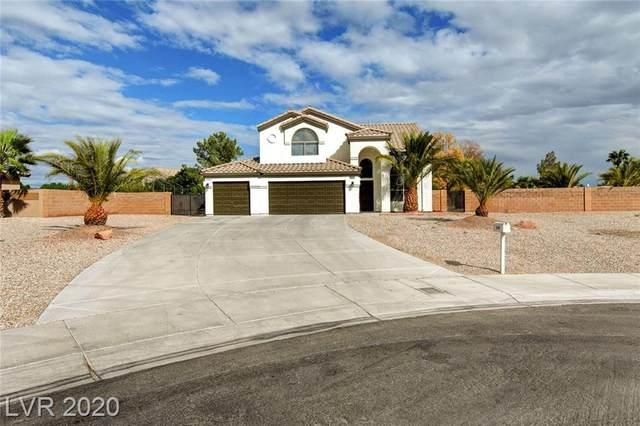 5491 Mustang Street, Las Vegas, NV 89130 (MLS #2246768) :: The Lindstrom Group