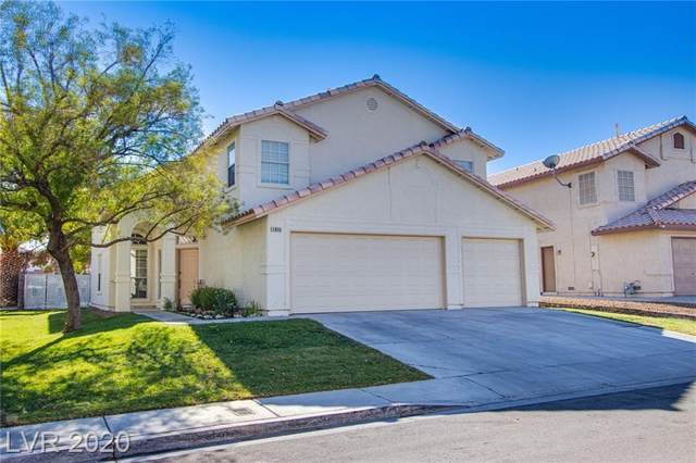 1933 Coralino Drive, Henderson, NV 89074 (MLS #2246785) :: The Lindstrom Group