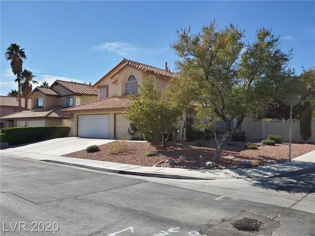 3403 Classic Bay Lane, Las Vegas, NV 89117 (MLS #2246829) :: Vestuto Realty Group